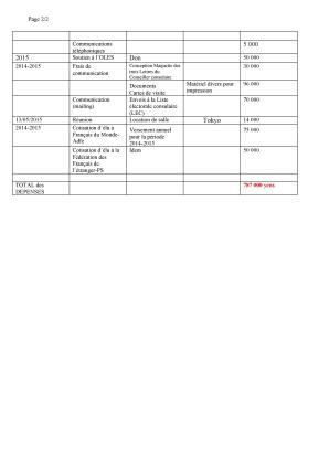 JUSTIFICATION DES INDEMNITES - 2014-2015 - MATTHIEU SEGUELA-page-002